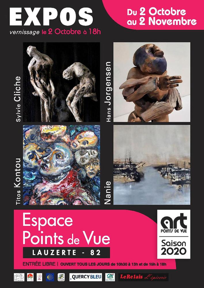 4 artistes pour une expo
