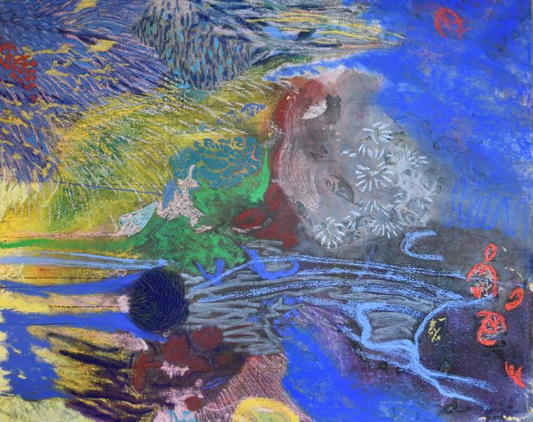Abstraction d'Eva Klötgen