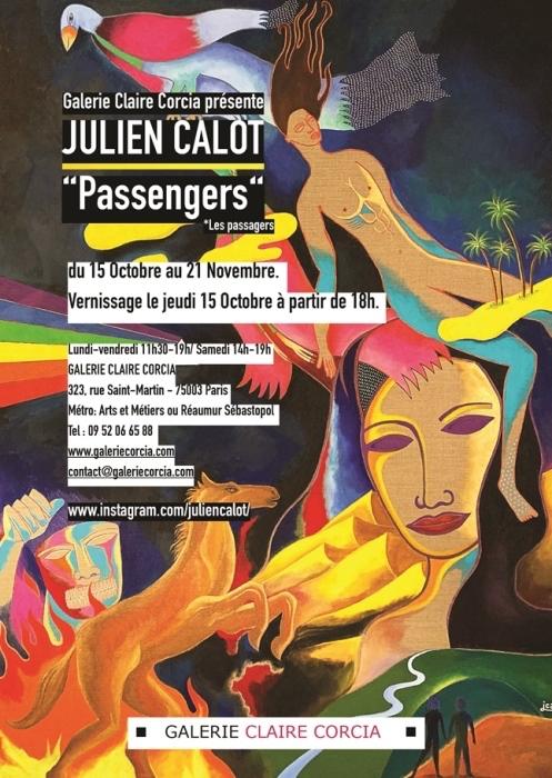 Passengers – Julien Calot