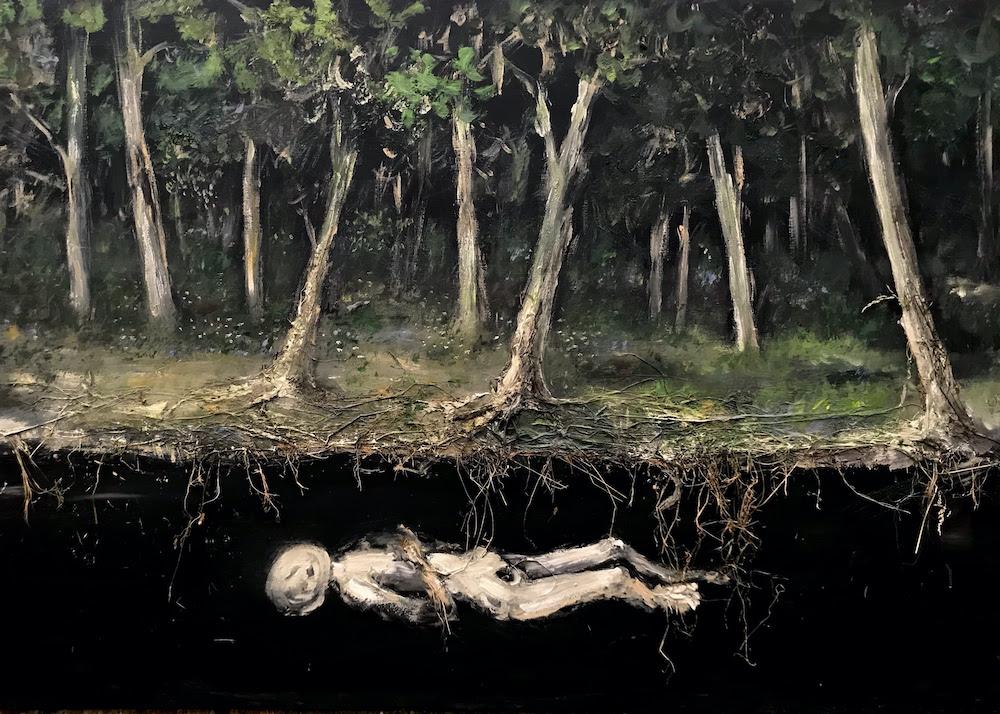 Terre Humaine – Olivier de Sagazan