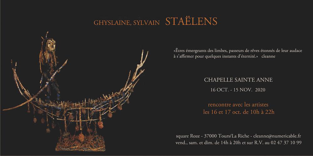 Ghyslaine et Sylvain Staëlens