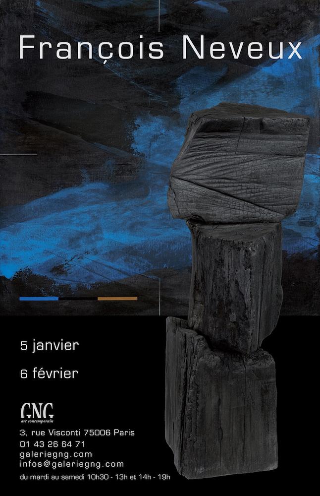 """""""Les tornades crépusculaires"""" de François Neveux"""