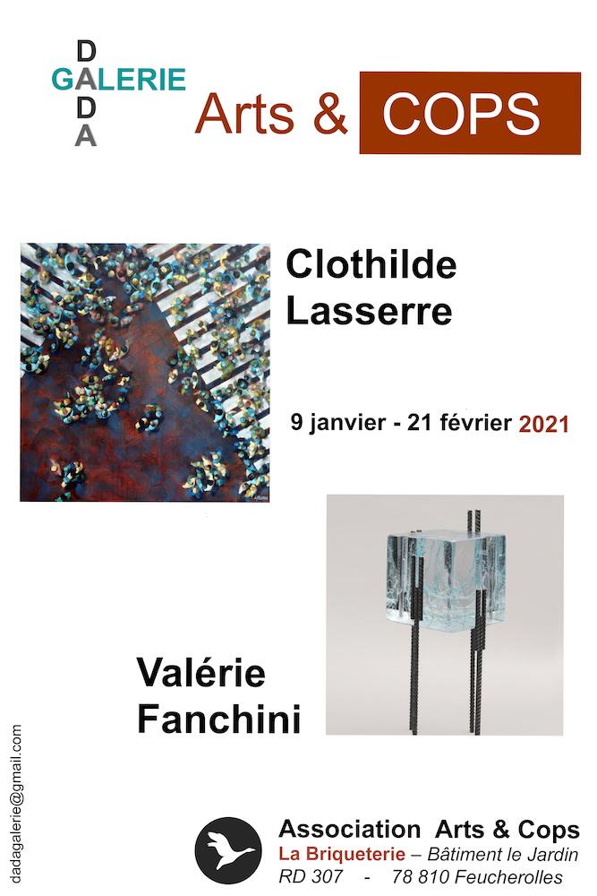 Clothilde Lasserre – Valérie Fanchini