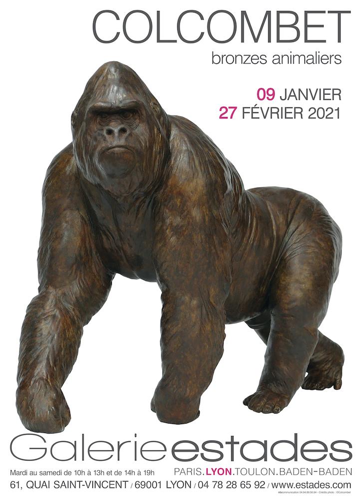 Les bronzes animaliers de Colcombet
