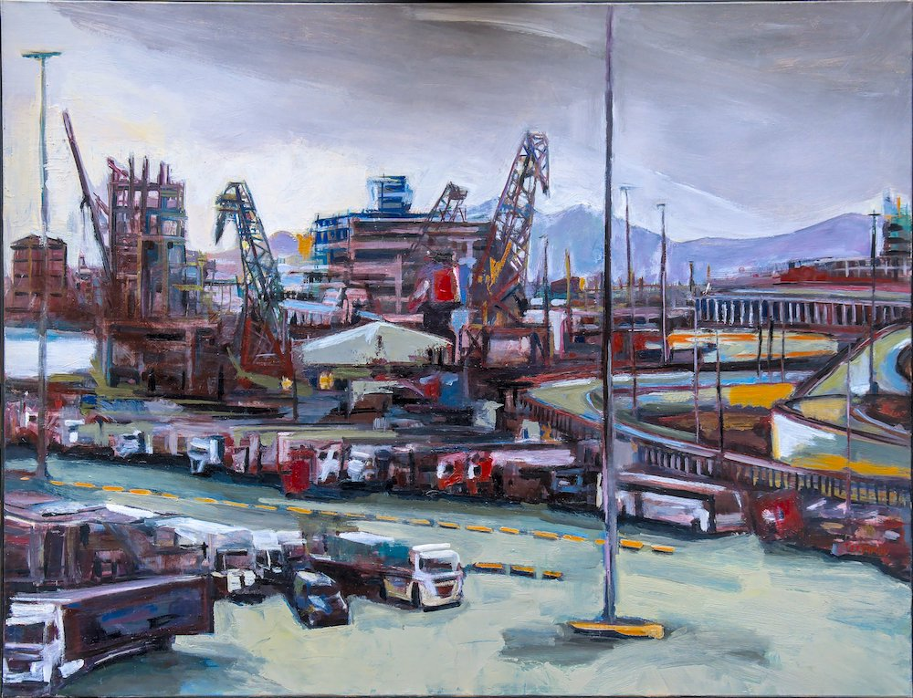 Paysages industriels – Eleni Pattakou