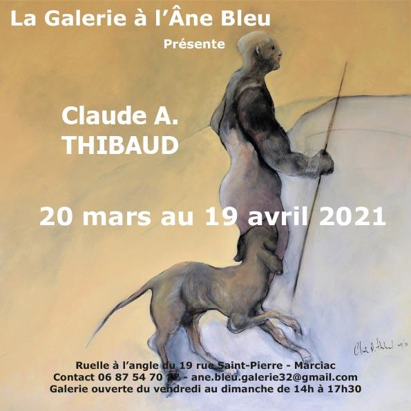 La solitude du lanceur de pois – Claude A. Thibaud