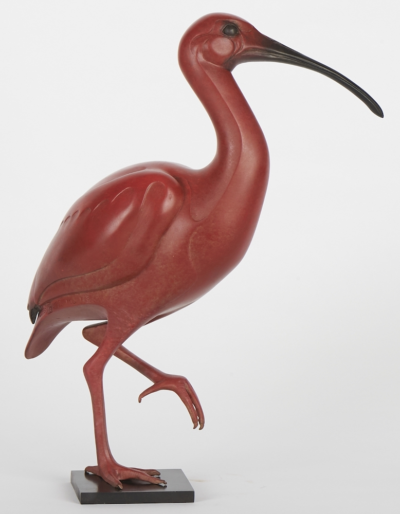 Les bronzes animaliers de Chantal Porras