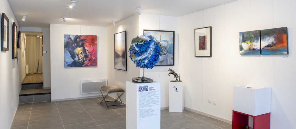 Exposition d'inauguration