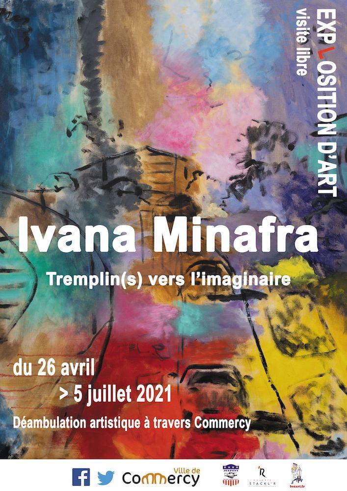 Ivana Minafra – Tremplin(s) vers l'imaginaire