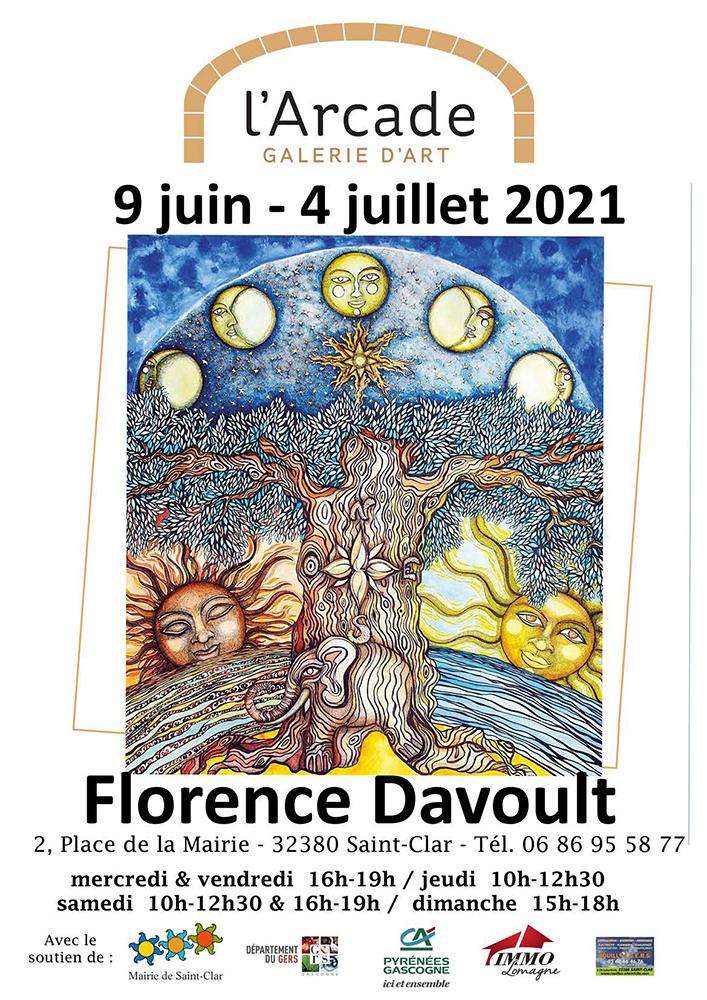 Florence Davoult