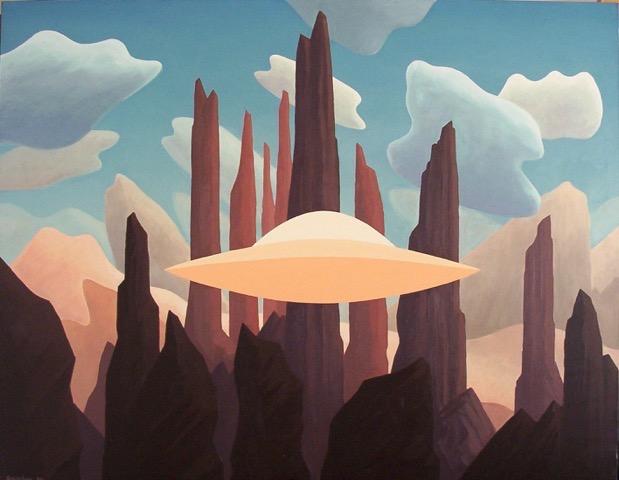 Visions futuristes et mondes lointains de Gildas Bourdais