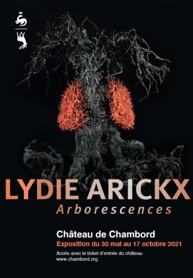 Arborescences – Lydie Arickx