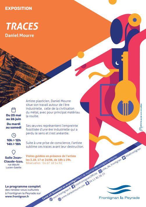 Traces – Daniel Mourre