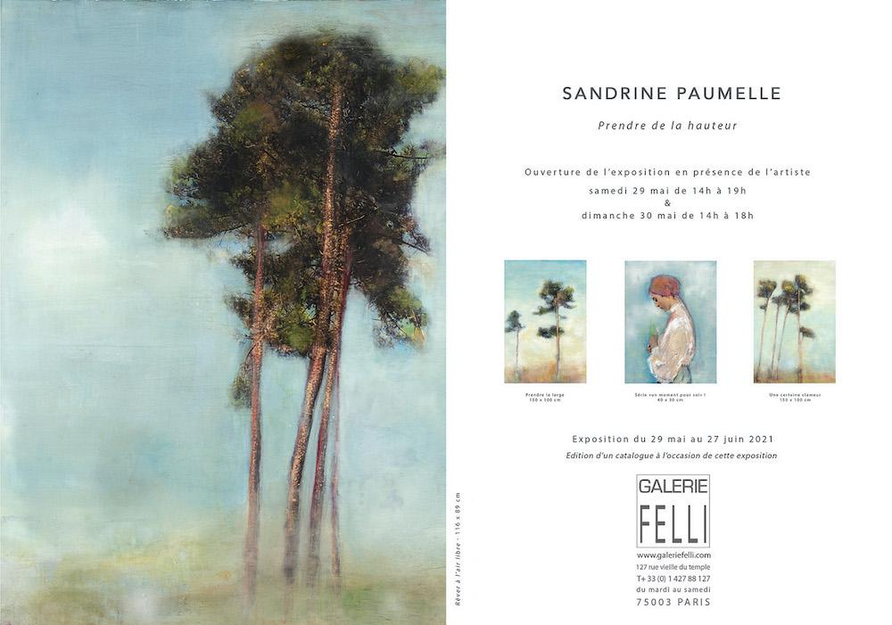 Prendre de la hauteur avec Sandrine Paumelle