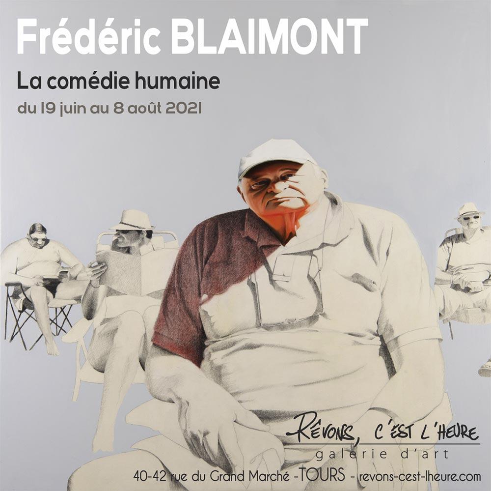 La Comédie Humaine de Frédéric Blaimont