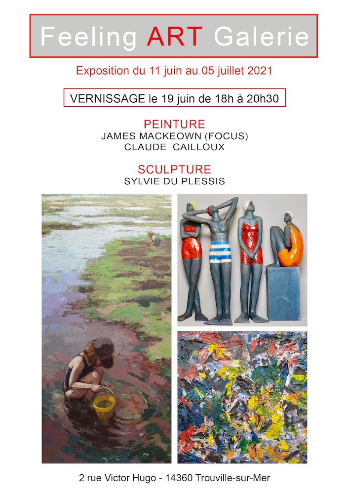 J.Mackeown – S.du Plessis – Cl.Cailloux