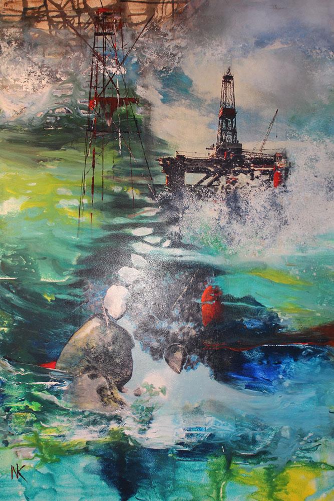 Art & Ecologie – Nicole King