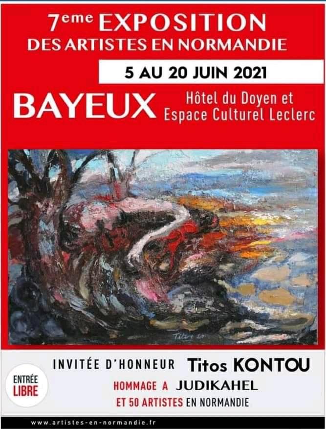 Artistes en Normandie