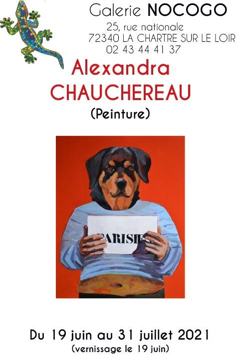 Alexandra Chauchereau