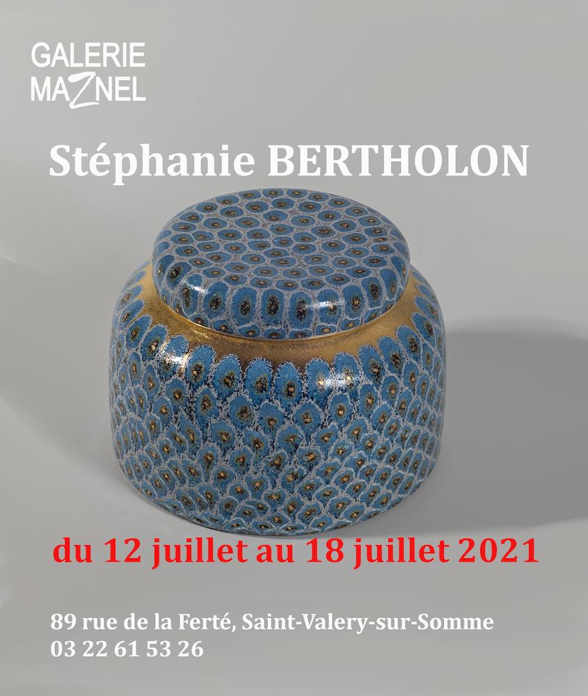 Stéphanie Bertholon