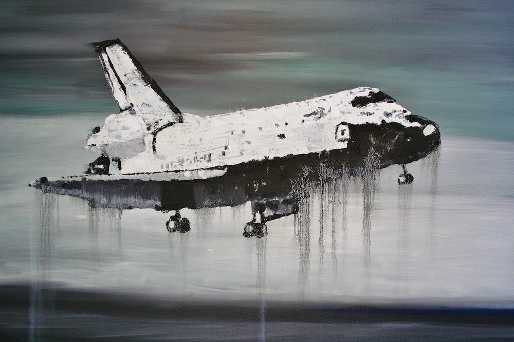 L'appel de l'Espace – D.Barreau