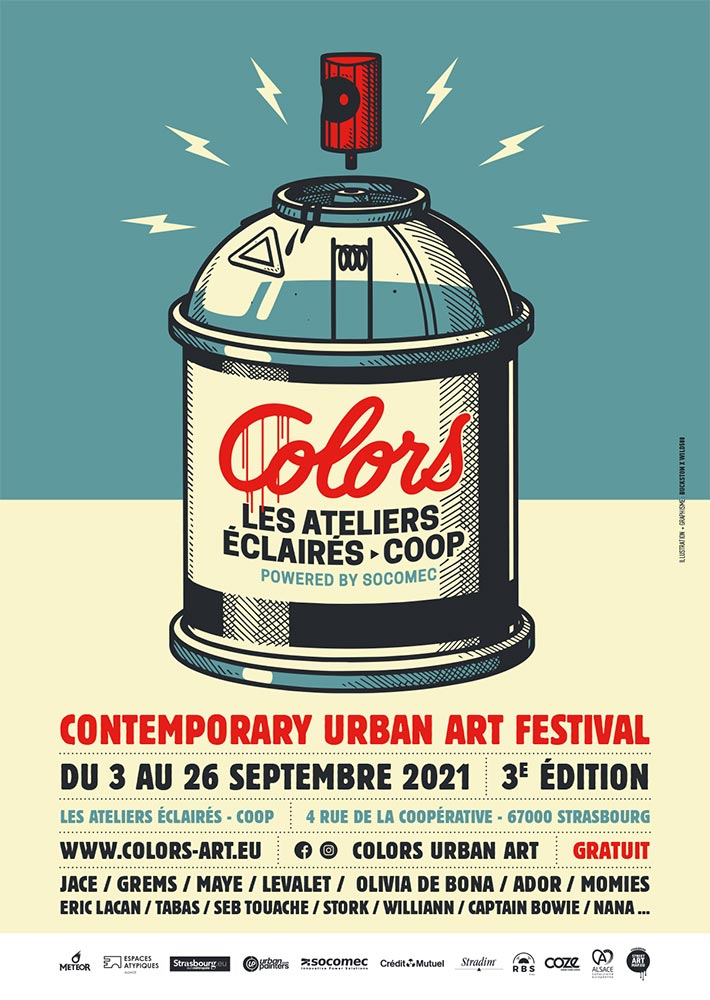 Colors – Urban Art Festival