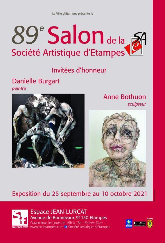 Salon de la société artistique d'Etampes
