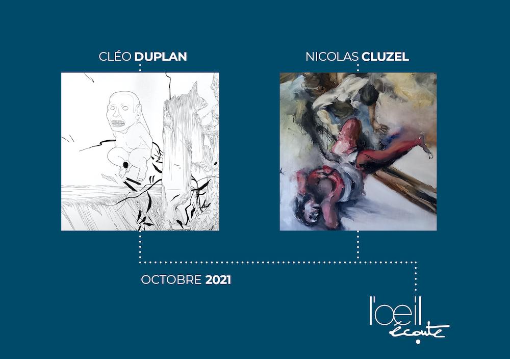 Nicolas Cluzel – Cléo Duplan