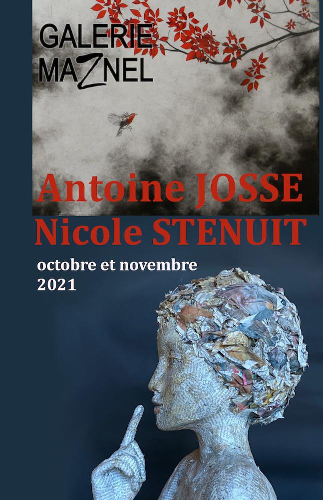 Antoine Josse – Nicole Stenuit