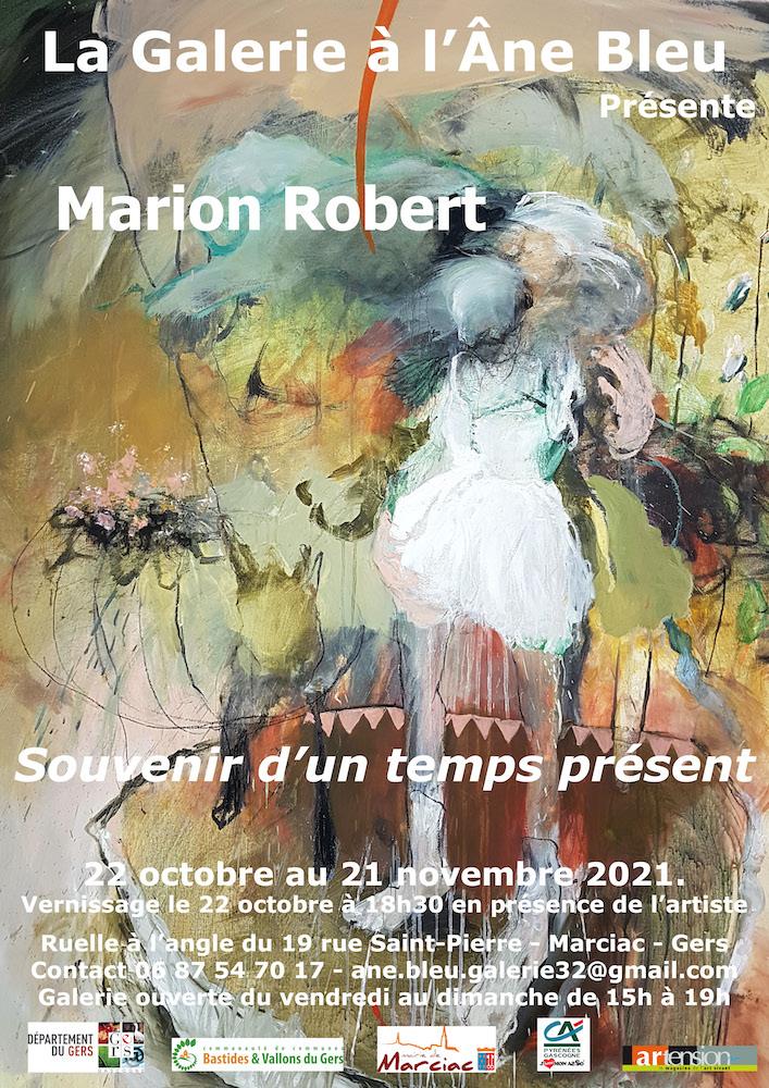 Souvenir d'un temps présent – Marion Robert