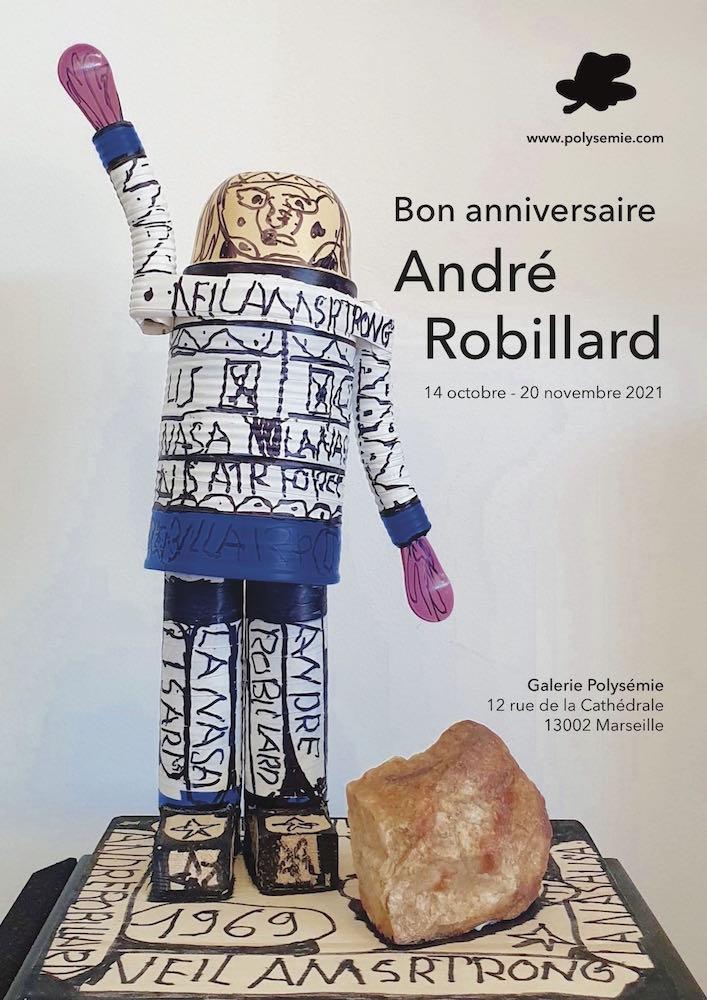 Bon anniversaire André Robillard !