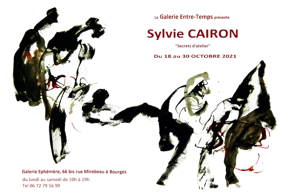 Secrets d'atelier – Sylvie Cairon